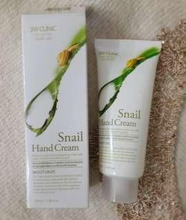3W Clinic Snail Hand Cream