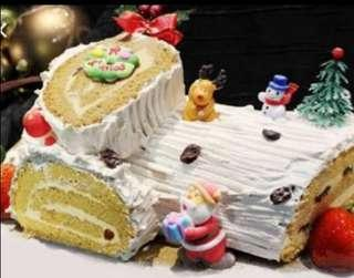 Christmas Design Cakes