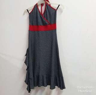 Red Combi Dress 70/93