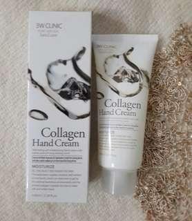 3W Clinic Collagen Hand Cream