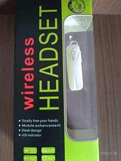 🚚 HEADSET無線藍芽耳機