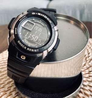 Authentic - Casio G-Shock G-7710-1 Watch (Well Kept)