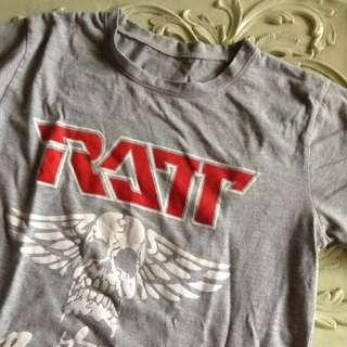 Shopcopper Ratt band shirt