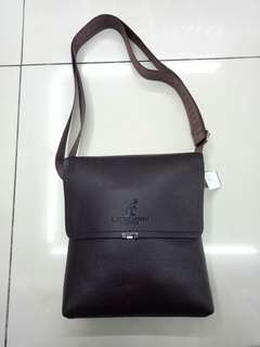 2abe019809 Mens fashion PU sling bag