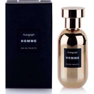 Marks&Spencer Autograph Homme, Men's perfume (100ml) #FreePostage