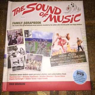 The sound of music - Family Scrapbook