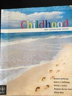 Book - Childhood by Hoffnung et al.