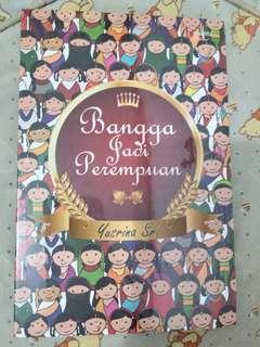 Buku Bangga Jadi Perempuan