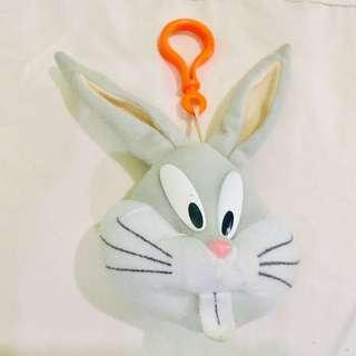 Looney tunes bugs bunny stuff toy