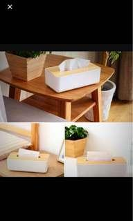 Muji style tissue holder