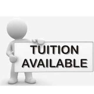 Private Home Tutor