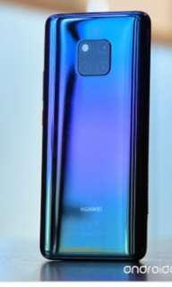 Huawei Mate 20 Black colour BNIB