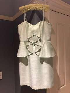 Light Mint Forever New Dress