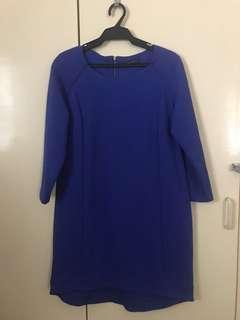 Marks&Spencer Blue Dress