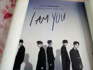 Stray Kids I Am You Poster