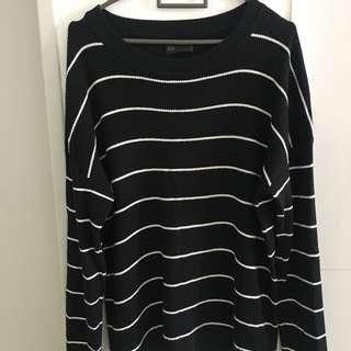 Basic Seed Stripe Shirt
