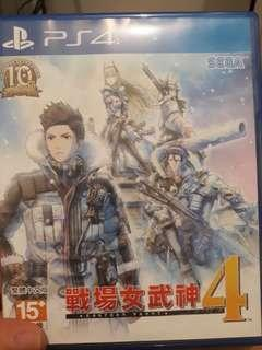 ps4  game,戰場女武神4