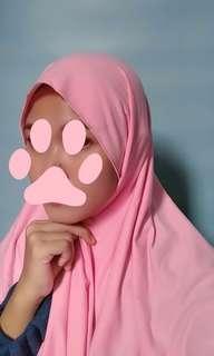 Hijab Persegi Panjang