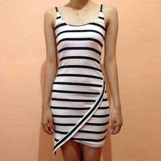 Lhasa Striped Dress