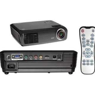 Optoma HD700X - DLP HD Projector HDMI + New Bulb