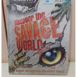 Discovery Channel Book