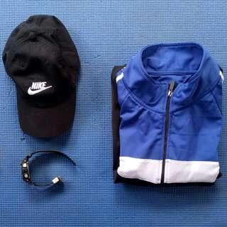 Bo's Athletics Jacket With Zipper (L)
