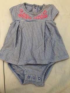 Carter's連身洋裝(降價)