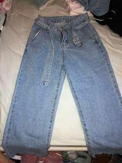 Namu flared jeans