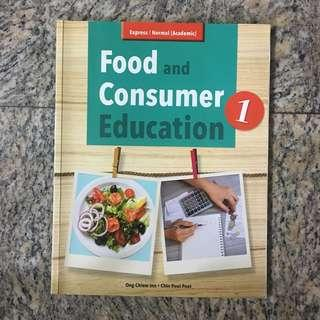 Food And Consumer Education Secondary One