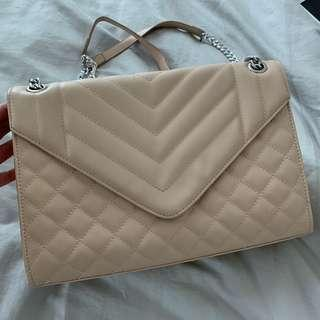 Bardot nude bag