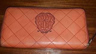 Long beanpole wallet
