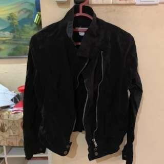 Cotton Jacket (Black)