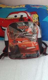 Lightning Mcqueen Bag