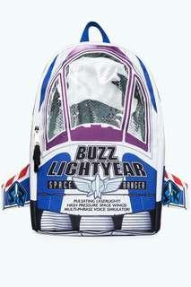 Disney Toy Story buzz toybox backpack  迪士尼 巴斯光年 玩具盒造型 背包
