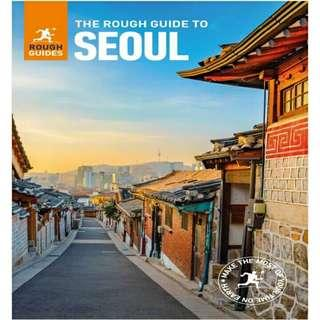 ( eBook ) The Rough Guide to Seoul 2019