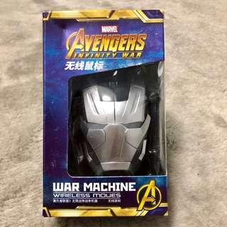 Iron man 無線滑鼠 war machine