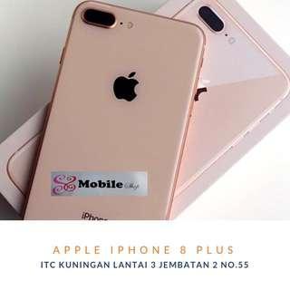 Promo Bunga 0% iPhone 8 Plus 64GB Bisa Cicilan Tanpa Cc