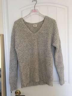 Aritzia Wilfred Wool Sweater