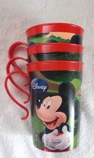 Disney Plastic Glasses(50each)