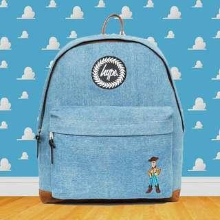 Disney woody backpack