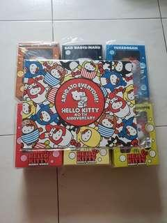 Hello Kitty Plushies Bubbly World