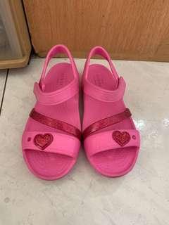 Crocs Sandals in pink C13