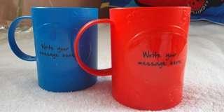 Plastic Mugs (takeall 40)
