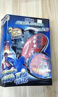 SEGA MEGA DRIVE STREET FIGHTER II'(街頭霸王2' ),大魔界村