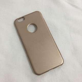 Gold Case iphone 6