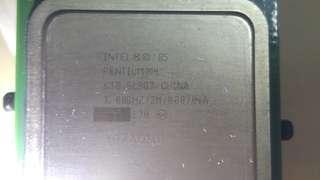 Intel Pentium 4 3Ghz 630葵興地鐵站交收