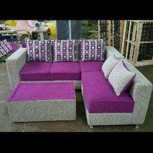 Sofa cantik bisa kredit dp 0% dan bunga 0%