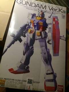 Gundam Mobile suit RX-78-2 Ver ka