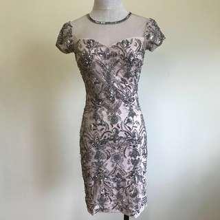 [Rent/Sell]Miss Selfridge Embellished Dress