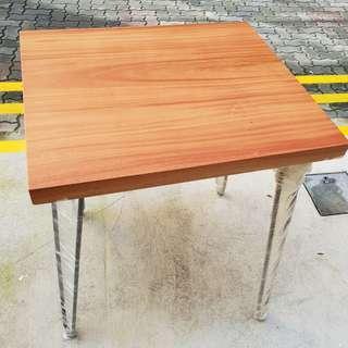 Solid unique grain Wooden Table